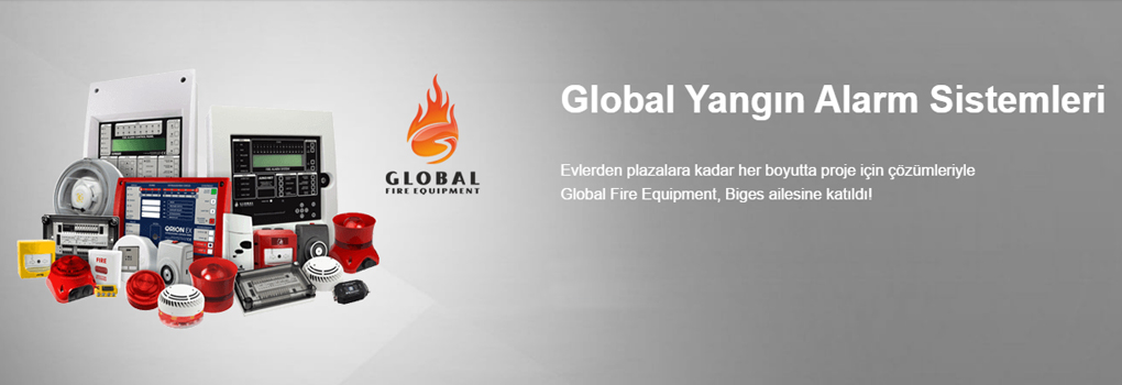 Global Yangın Alarm Sistemleri